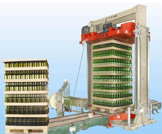 DYC2型顶压式自动垂直捆扎机