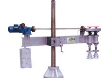 Model JB Melting Glass Stirrer